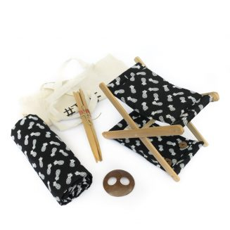 beach headrest set by Bali Boo