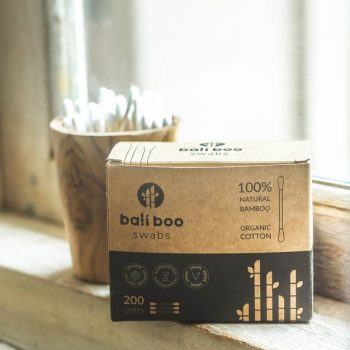 Bamboo Cotton Swabs Packaging