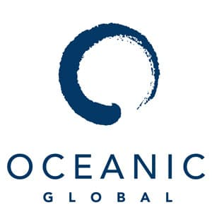 logo of Oceanic Global - sustainable collaborations with Bali Boo