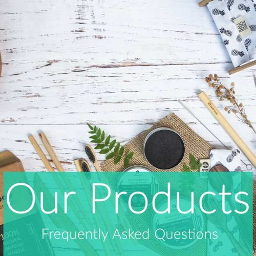 Faq about our products